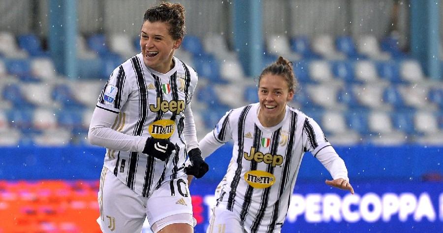 Juventus Women Cristiana Girelli