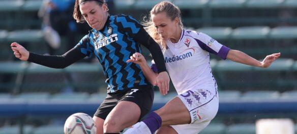 Fiorentina Femminile Inter Women