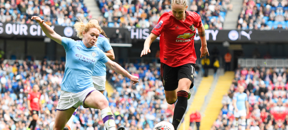 Leah Galton Manchester United Women