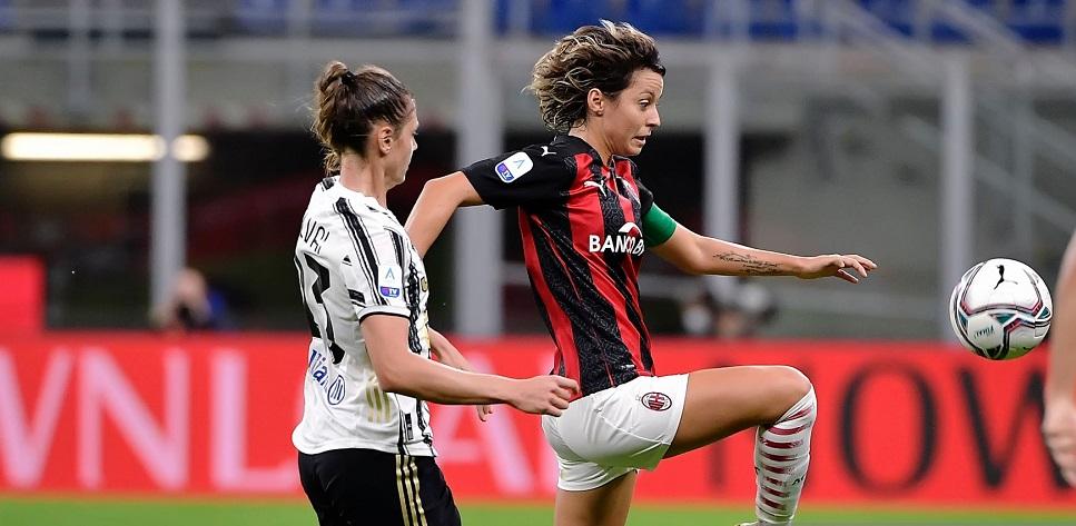 Juventus Milan Serie A femminile