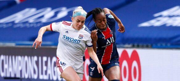 Lyon PSG