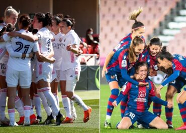 Real Madrid e Levante femminile