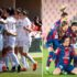 Real Madrid e Levante femminile