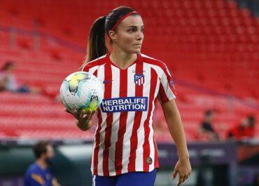 Alia Guagni Atletico Madrid