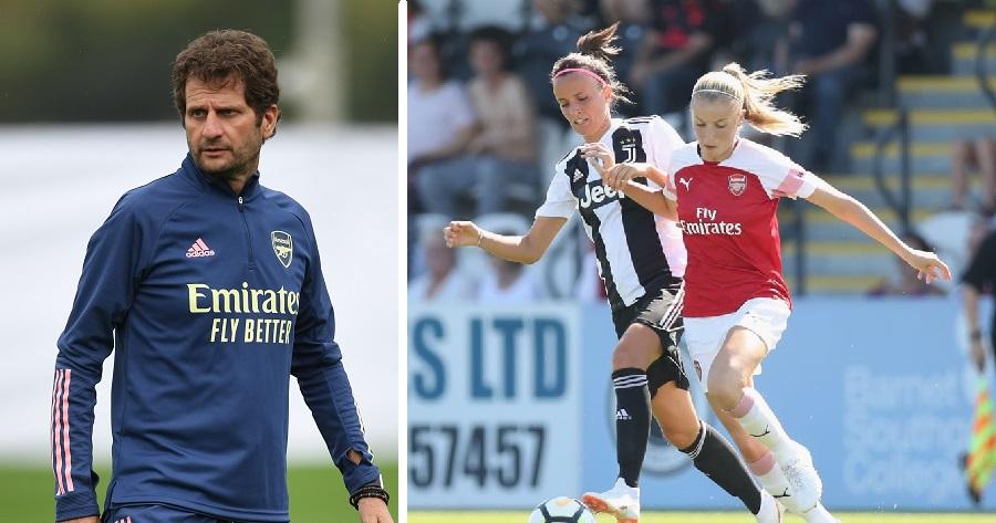 Joe Montemurro Juventus Women