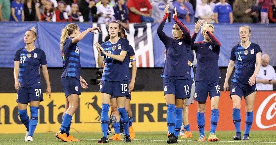 Nazionale calcio femminile USA