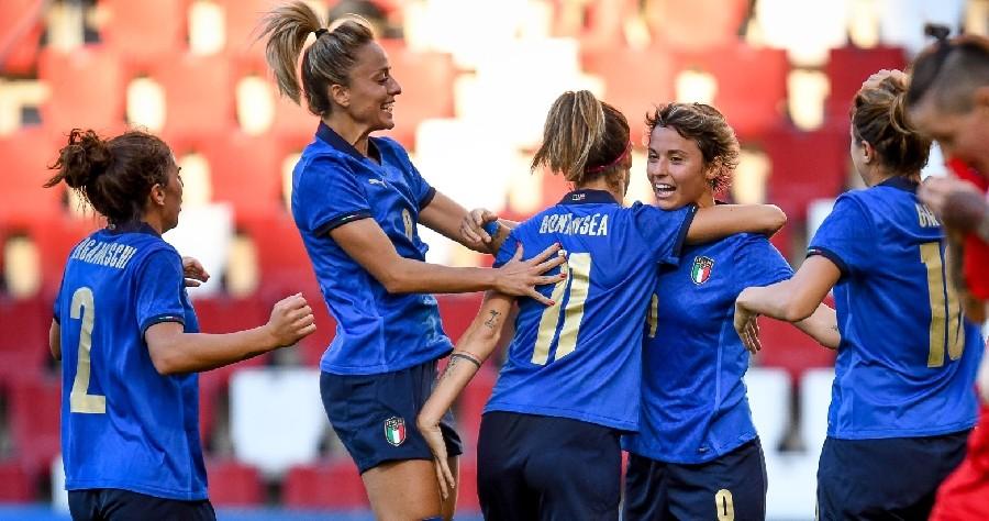 Italia - Moldavia-Qualificazioni Mondiali 2023