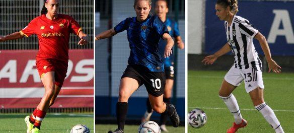 Calcio femminile partite